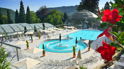 © Cassiopeia Therme Badenweiler