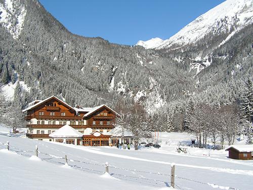 © Alpenhotel Badmeister