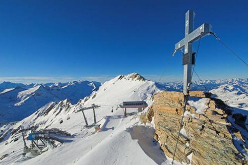 © Tourismusbüro Flattach / Mölltaler Gletscher