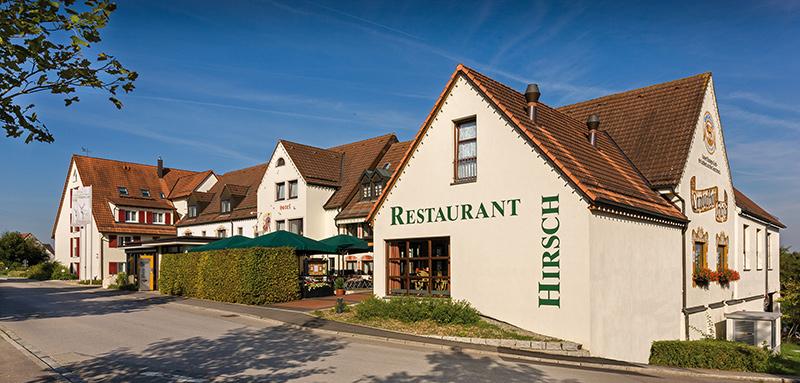 © Hotel Landgasthof Hirsch / Neu-Ulm