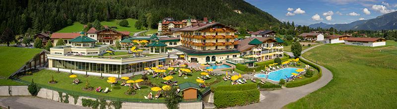© Verwöhnhotels Seehof & Panorama, Walchsee